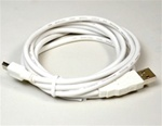 AEA Technology 0070-1208 USB Cable for E20/20 TDR to PC, 6' (2m) with A-to-Mini B Conn.