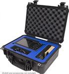 Graphtec B-536US-840 Custom Designed Pelican Case for the GL840-M and GL840-WV (with Graphtec logo)