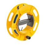 CABLE REEL 25M BL, Fluk