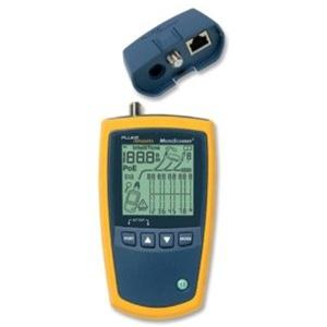 Fluke Networks MicroScanner2 Cable Verifier MS2-100